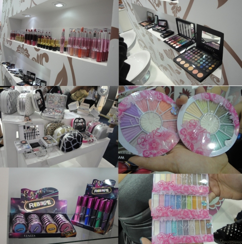 Fenzza Beauty Fair 2012