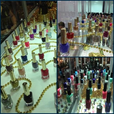 Ellen Gold Beauty Fair 2012 esmaltes