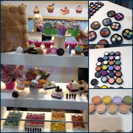 Espaço Dailus Color na Beauty Fair 2012