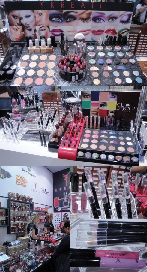 Kreati e Sheer Beauty Fair 2012