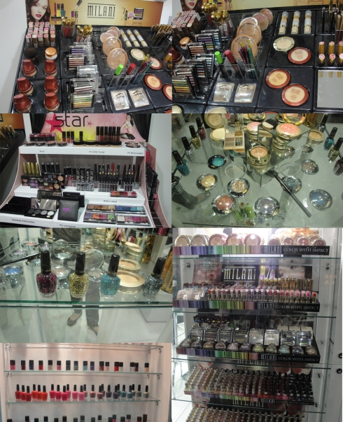 Milani Beauty Fair 2012