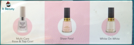 Revlon French Manicure Kit esmaltes