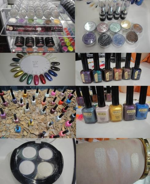 Rivka e Zamphy Beauty Fair 2012