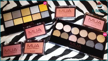 Comprinhas MUA Make Up Academy UK