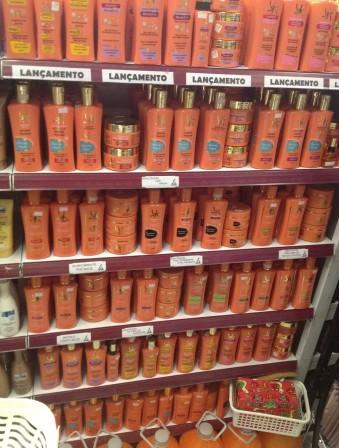 YX shampoo condicionador creme máscara ampola argan tratamento cabelo