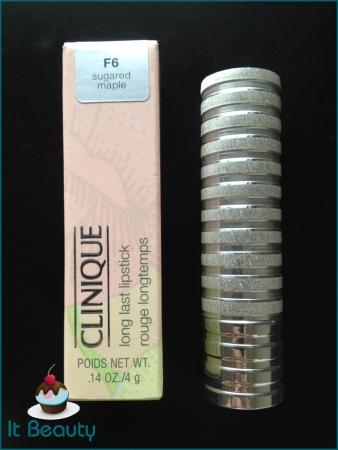 clinique lipstick long last