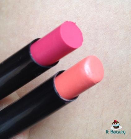 Batom Avon Extra Lasting Pessego e Pink