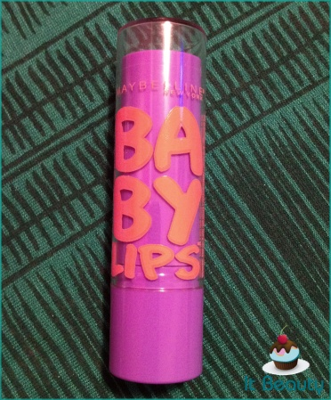 Maybelline Peach Kiss Baby Lips