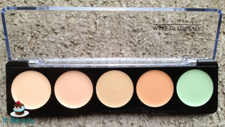 MUFE Camouflage Palette 1