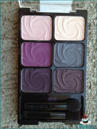 Wet n wild Eyeshadow Palette 248 Lust