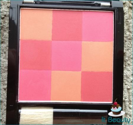 Avon Chess blush bronzer detalhe