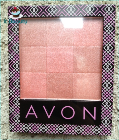 Avon chess blush claro iluminador