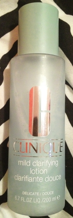 Clinique Mild Lotion