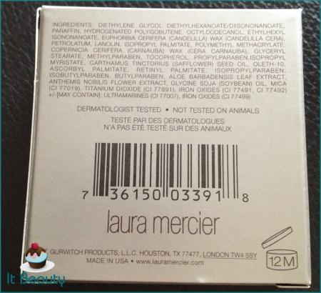 Laura Mercier Undercover 02 caixa