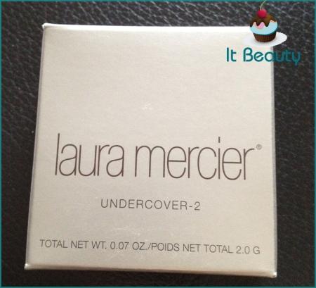 Laura Mercier Undercover 02 embalagem