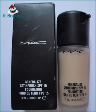 MAC Mineralize Satinfinish NW20