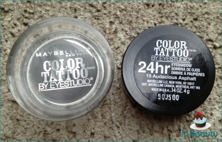 Maybelline color tattoo audacious asphalt