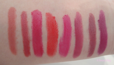 Chubby Stick Intense Clinique swatch