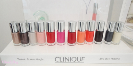 Esmaltes Clinique