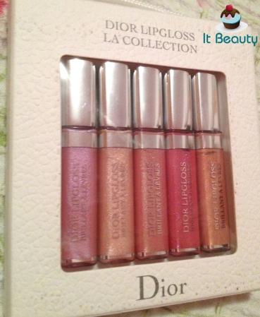 Gloss Dior La collection