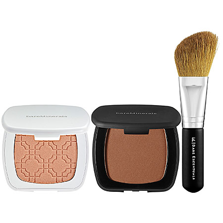 glow for the bronze bare minerals