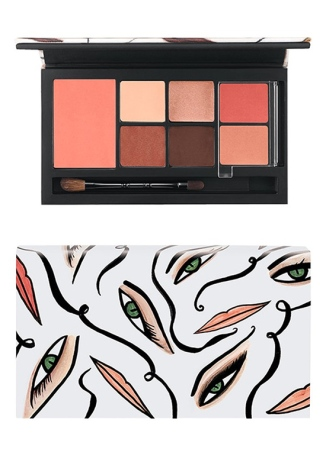MAC Illustrated Collection for Fall 2013 nordstrom exclusive