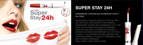 superstay maybelline