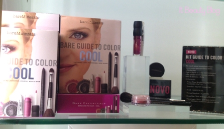 Bare Minerals kit cool