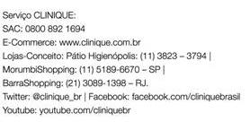 clinique serviço