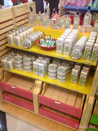 L'Occitane au Brésil Mandacaru mercado eldorado
