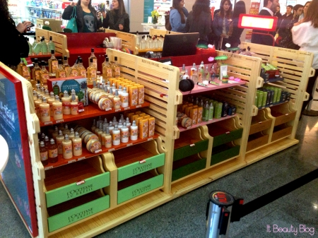 L'Occitane au Brésil mini mercado eldorado