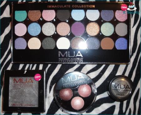 MUA Make Up Academy shopping
