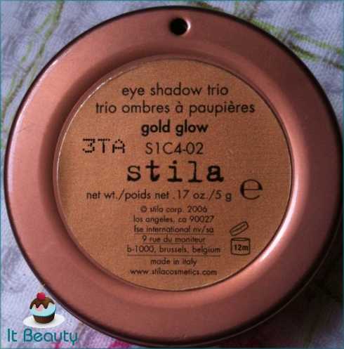 Stila Eye Shadow Gold Glow