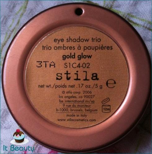 Stila Eye Shadow Gold Glow