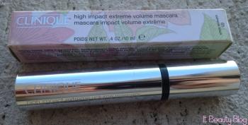 Clinique high impact volume extreme mascara