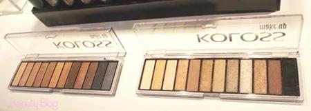 paletas Koloss Beauty fair 2013