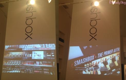Smashbox apresentações