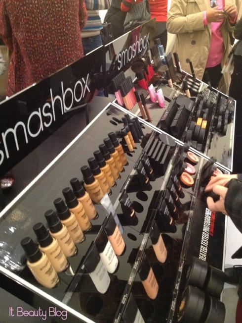Smashbox bancada facial