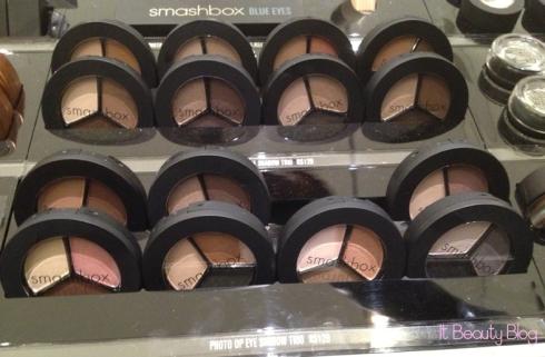 Smashbox Photo OP Eye sombra trio eyeshadow
