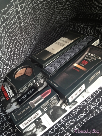 Smashbox press kit