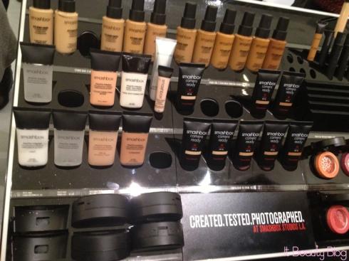Smashbox produtos pele