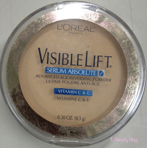 Loreal pó visible lift