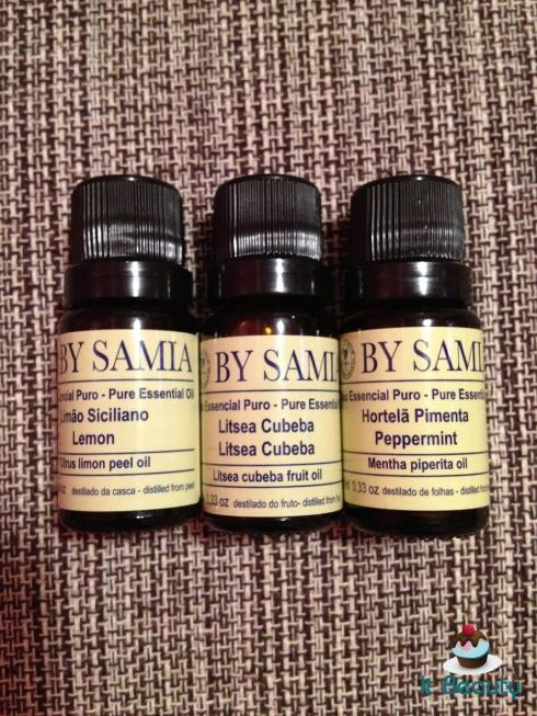 oleos essenciais by samia