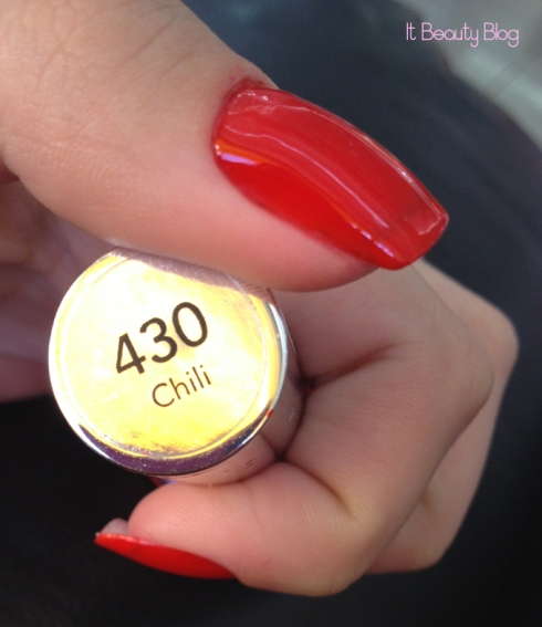 Revlon Top Speed Chili esmalte