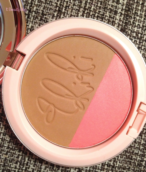 Riri hearts MAC blush duo bronzer hibiscus kiss