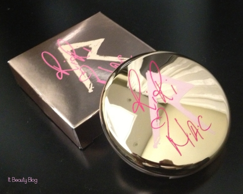 Riri hearts MAC Powder Blush Hibiscus Kiss Fall
