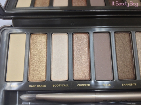 Urban Decay Naked 2 sombras 1