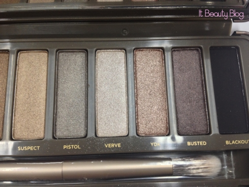 Urban Decay Naked 2 sombras 2