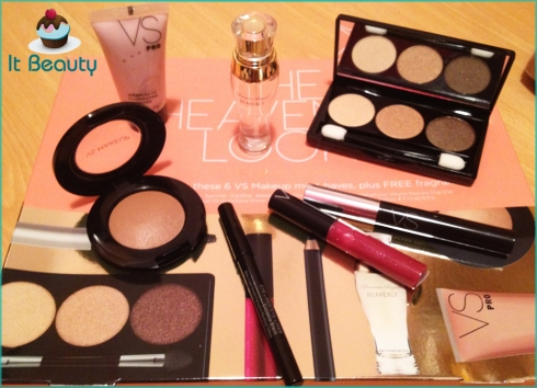 Victoria's Secret Heavenly Look Makeup