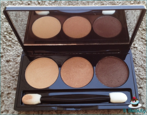 VS Heavenly Look Eye shadow trio